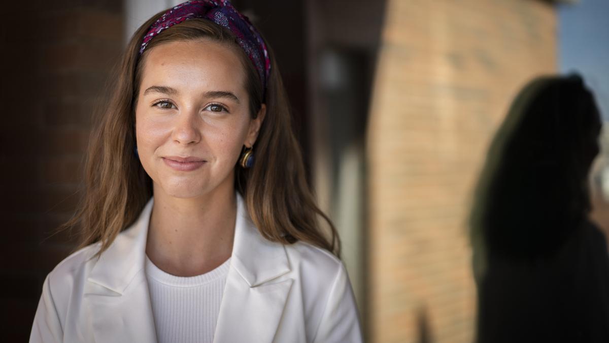 La actriz valenciana Paula Usero.