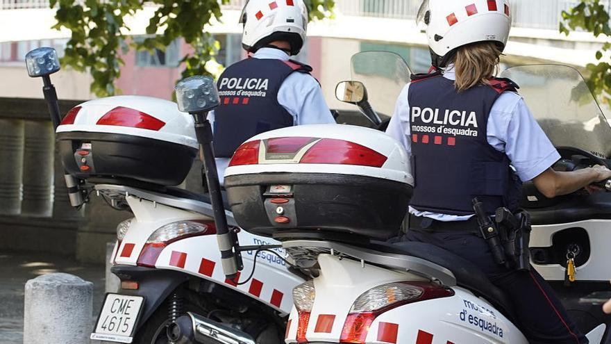 Un altre detingut al parc Central de Girona per un robatori violent