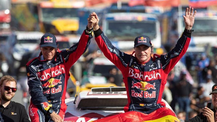 Sainz, la leyenda sin fin del automovilismo español