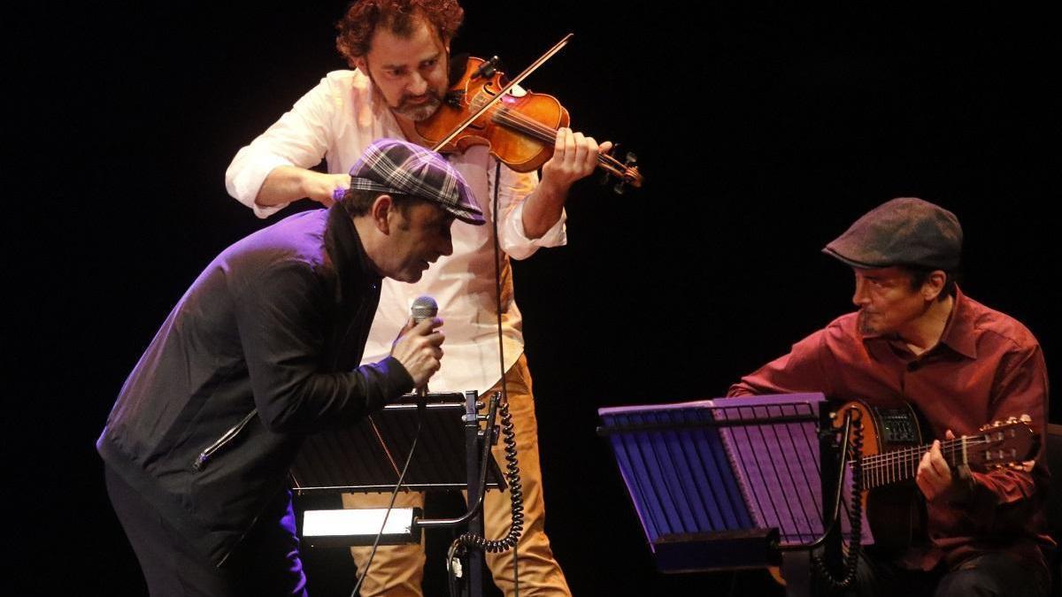Zenet inunda el Gran Teatro de Córdoba con su música