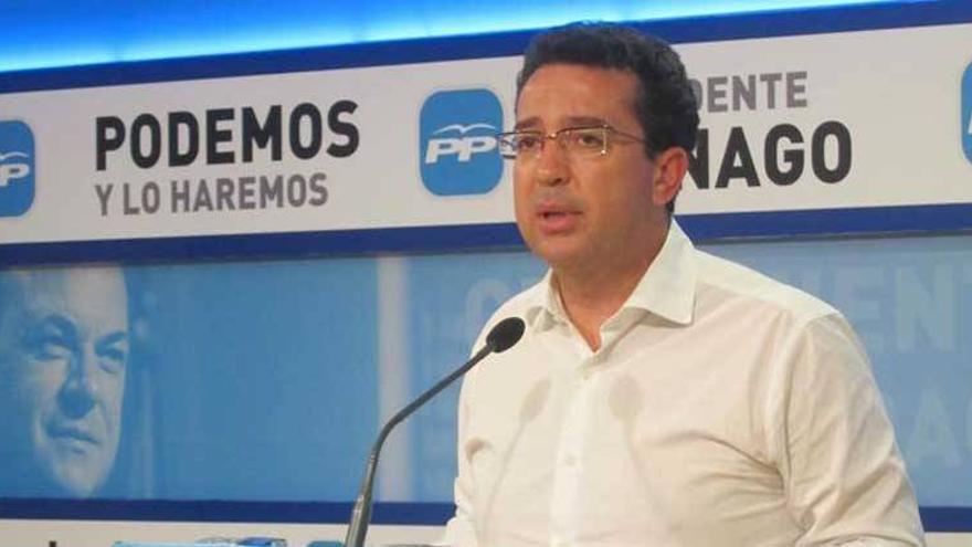 Acedo y Mateos repiten como candidatos del PP a la alcaldía en Mérida y Navalmoral