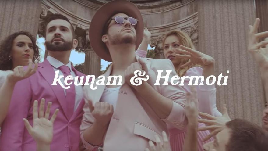 Así suena 'Gusa', la nueva parodia del youtuber zamorano Hermoti con Keunam