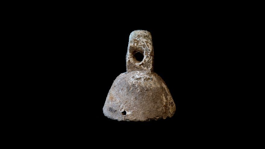Una sonda de más de veinte siglos