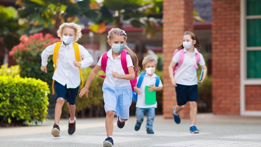 Los casos de niños con coronavirus suben del 1 al 12% en la segunda ola