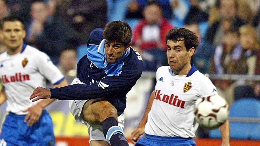 El gol no falla en La Romareda