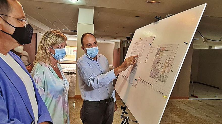 Dos nuevas salas de vistas en Alzira evitarán la suspensión de juicios