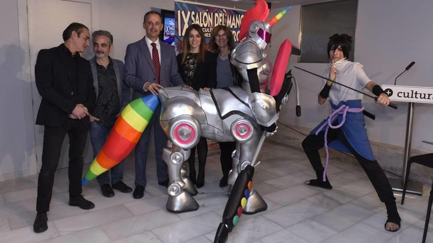 Murcia se ReManga traerá al director  de 'Shin Chan'