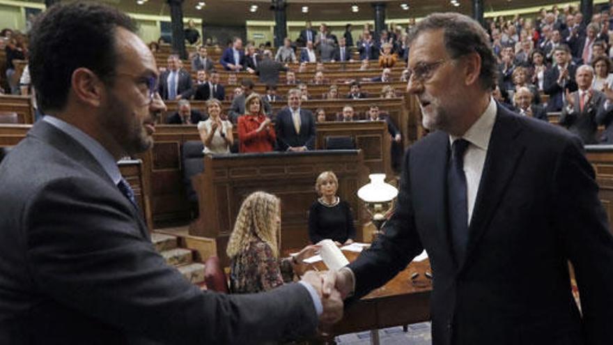El PSOE votará en contra de los Presupuestos de Rajoy