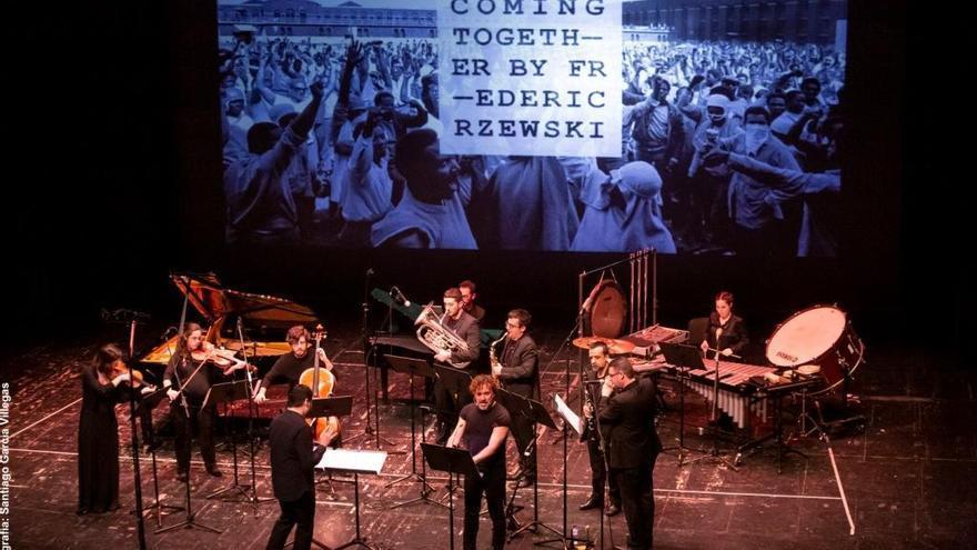 Sonido Extremo ofrece un concierto en el teatro López de Ayala de Badajoz