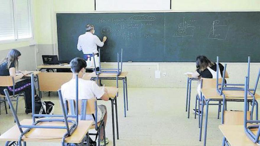 Los profesores acusan un gran aumento del estrés con motivo de la pandemia