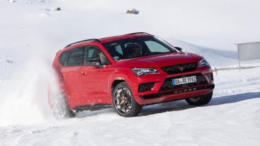Cupra Snow Experience 2020: rápidos sobre cualquier superficie
