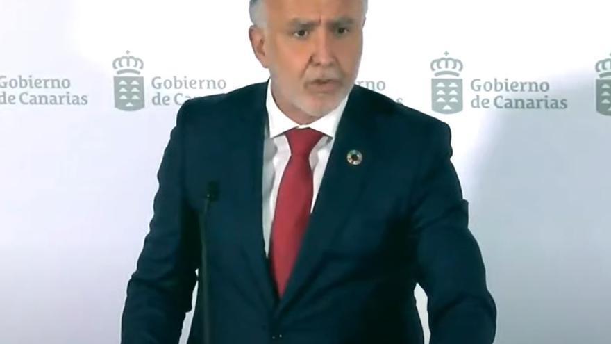 Canarias anuncia el paquete de medidas económicas por la covid