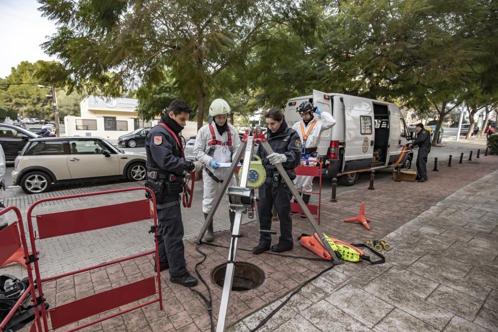 Policía Nacional: Los guardinanes del subsuelo