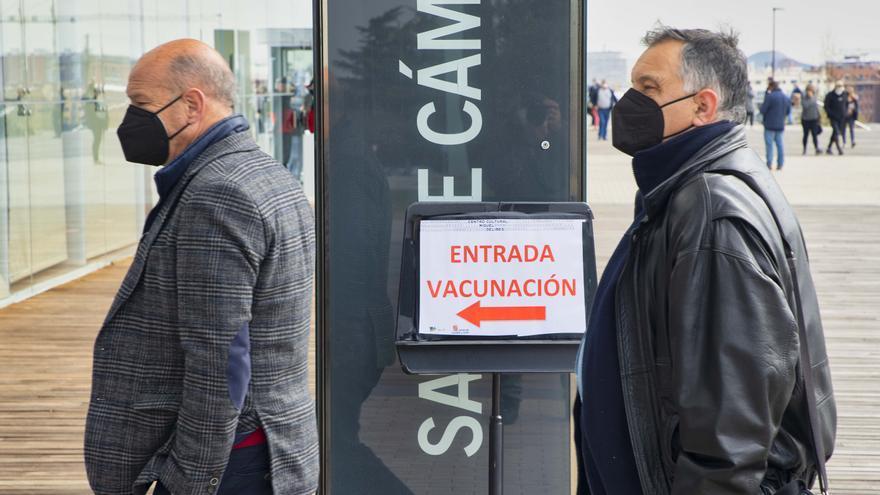 La incidencia acumulada a 14 días en Castilla y León sigue su senda descendente