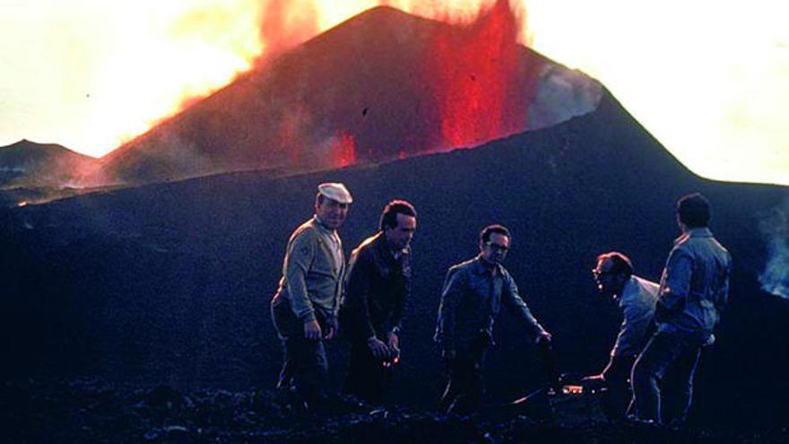 La Palma vive el temor a otro Teneguía 50 años después