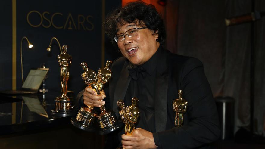 Los Oscar tendrán diez nominadas al premio a mejor película en 2022