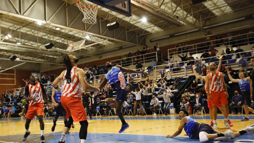 Tras el final de temporada del Oviedo Baloncesto: La tarde en que Elijah pudo ser LeBron
