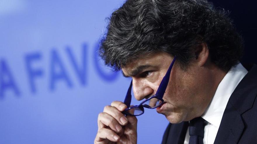 Moragas, la sombra de Rajoy