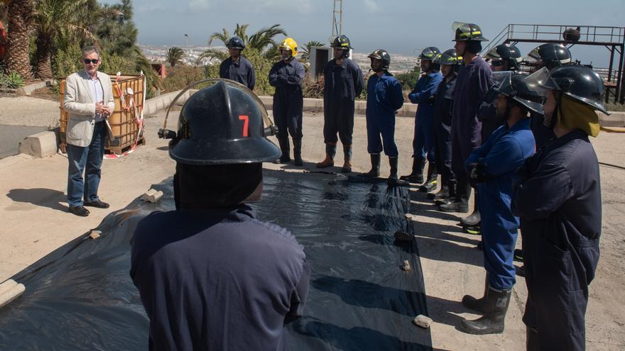 Más de 70 bomberos se inscriben en las jornadas del Consorcio de Emergencias para intervención en incendios urbano-forestales