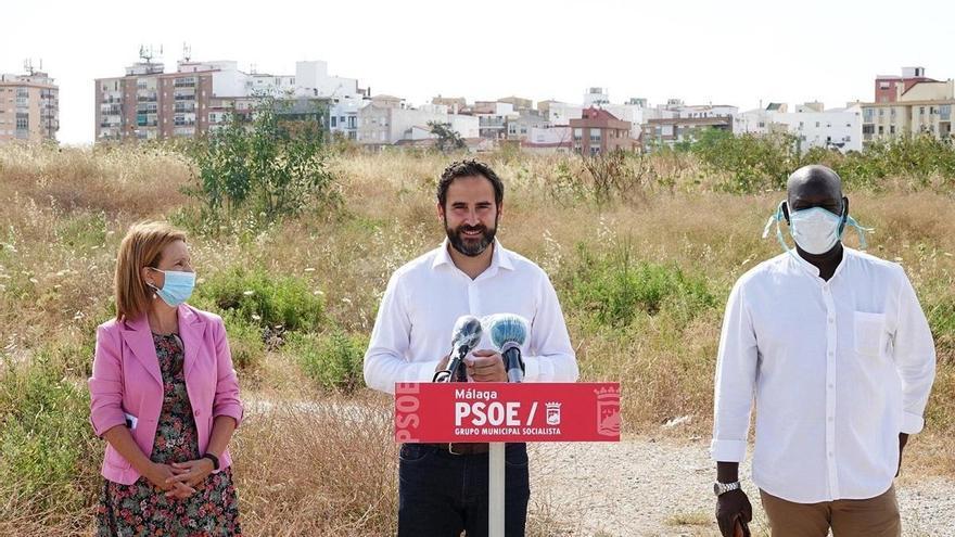 El PSOE estudia paralizar por la vía judicial el proyecto de los terrenos de Repsol