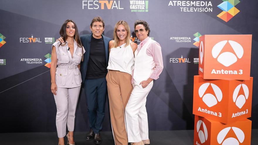 El FesTVal de Vitoria celebra la diversidad de la televisión en España