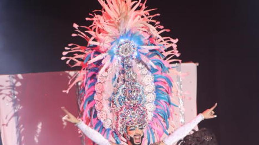 «Drag Odín» se alza con el primer premio en la gala Drag Queen de Torrevieja
