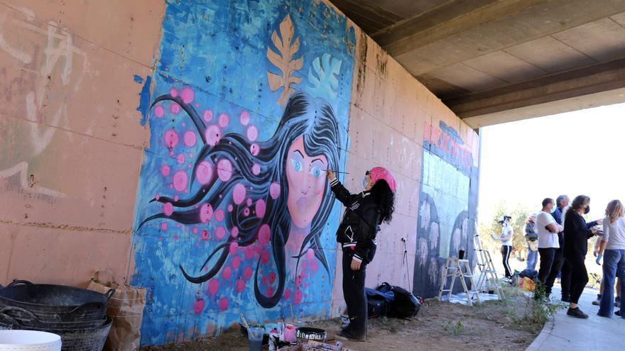 El arte callejero tiene premio