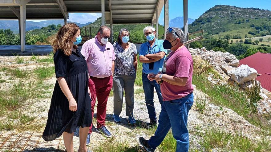 El grupo de Desarrollo Rural financió 72 iniciativas en la comarca el año pasado
