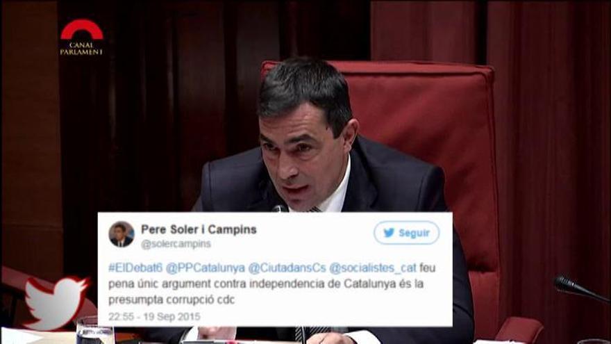 """El nuevo director de los Mossos: """"Me dais pena todos los españoles"""""""