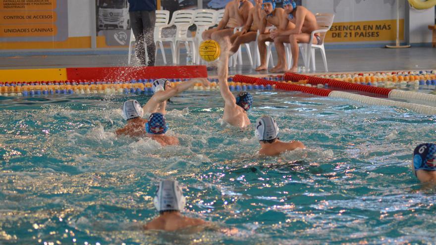 El Waterpolo Málaga buscará ganar al Castelló en un duelo de vital importancia