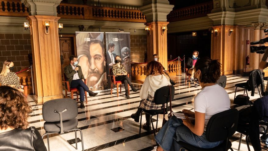La Joven Orquesta de Canarias ofrece un concierto homenaje a Galdós por su centenario