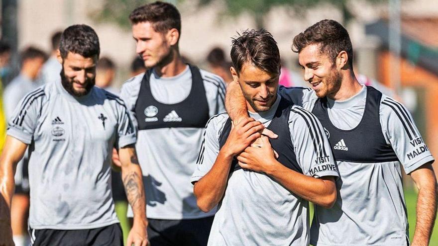 """El Celta apura la """"operación salida"""""""