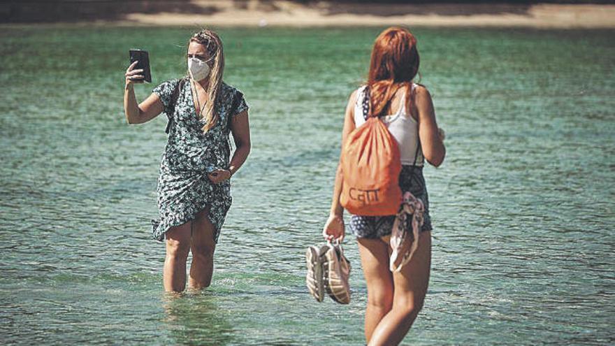 Canarias tuvo el pasado mes de septiembre un clima más cálido y seco de lo normal