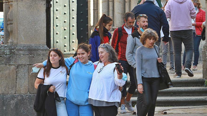 Ourense recibió un 12% más de turistas que en el verano de 2017 pese a no ganar plazas hoteleras