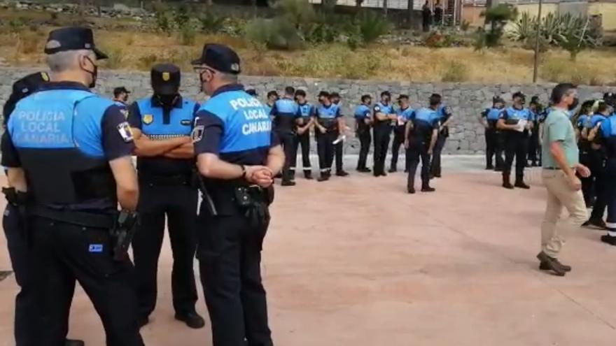 65 nuevos agentes de la Policía Local en Las Palmas de Gran Canaria
