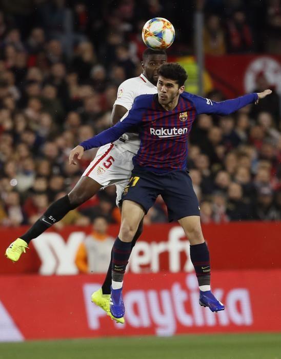 Copa del Rey: Sevilla - FC Barcelona