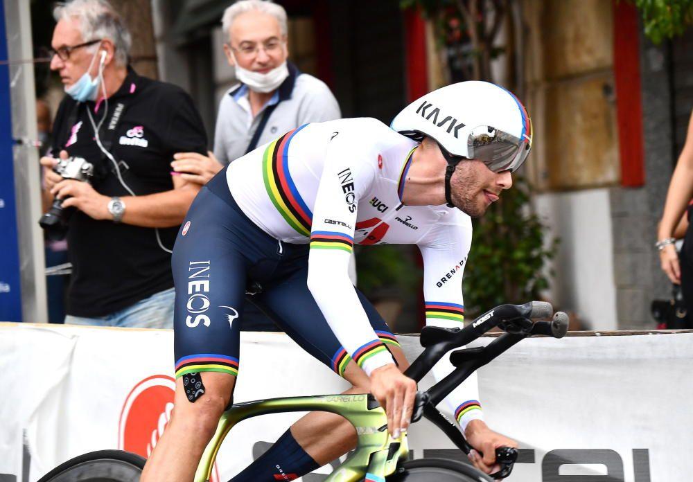 Las imágenes de la 1ª etapa del Giro de Italia