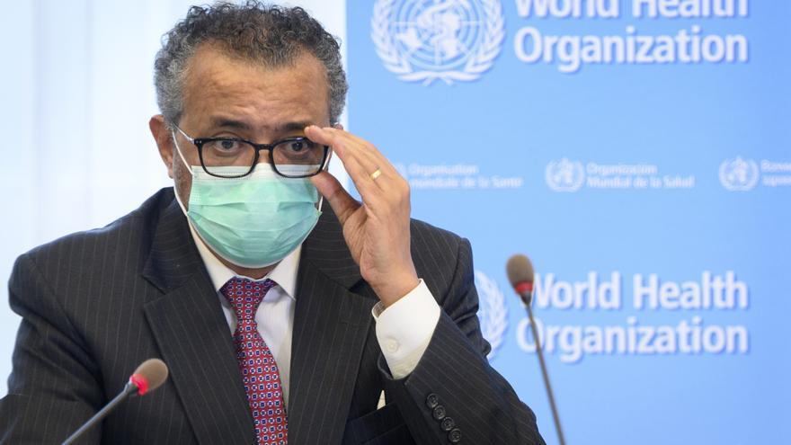 """La OMS anima a aplicar el lema olímpico a la pandemia: """"Más rápido, más alto, más fuerte, juntos"""""""