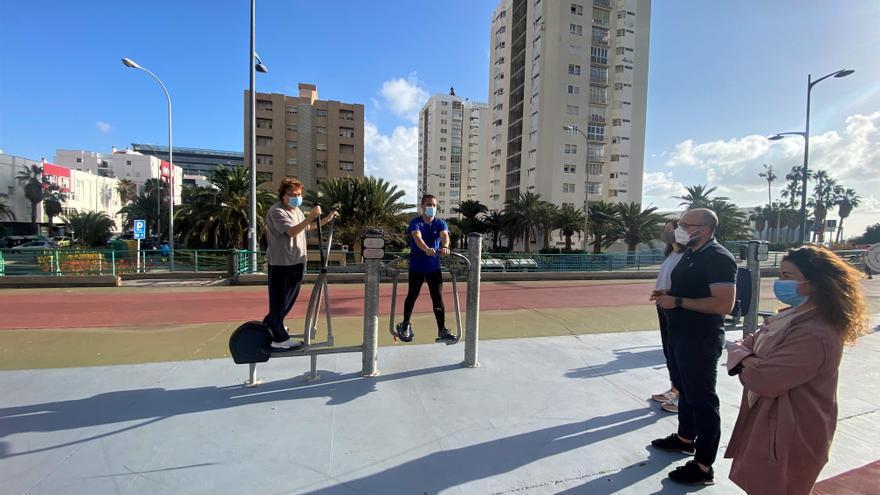 El IMD potencia la actividad física con la cuarta edición de 'Parques Activos'