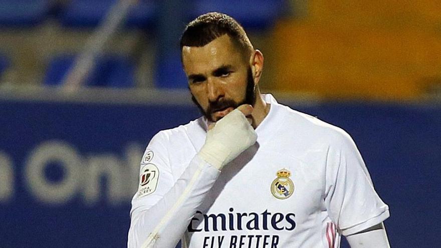 El Alavés examina la capacidad de reacción de un Madrid herido