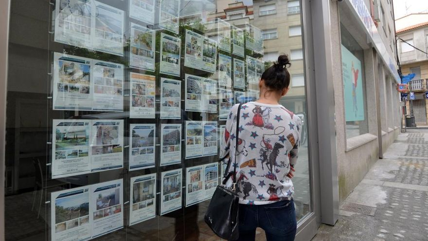 El precio de la vivienda usada en Asturias sube un 0,9% en el primer trimestre