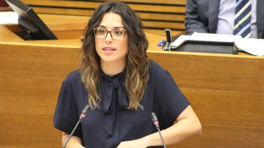 """Aitana Mas: """"La Comunidad Valenciana necesita una quita de la deuda histórica del Estado de 16.000 millones"""""""