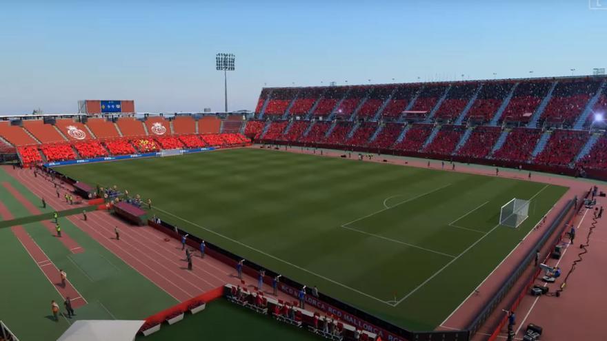 Son Moix se estrena en el FIFA 21