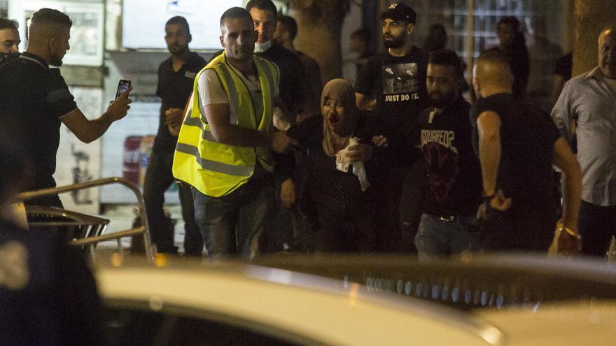 Al menos 90 heridos en la segunda jornada de enfrentamientos entre palestinos y policías en Jerusalén