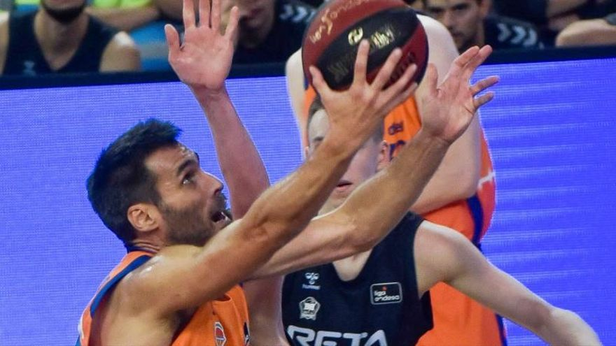 Rafa Martínez fulmina al Valencia Basket