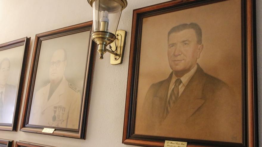 El Ayuntamiento de Cáceres dice que cumple con la Ley de Memoria Histórica