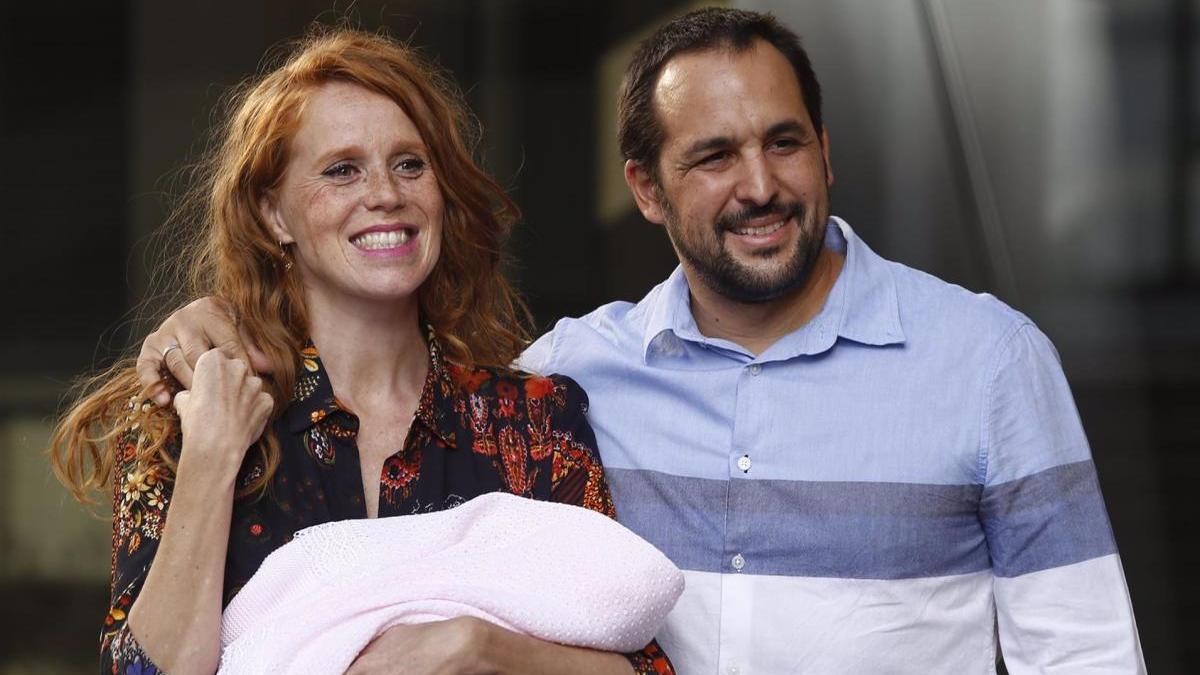 María Castro y José Manuel Villalba.