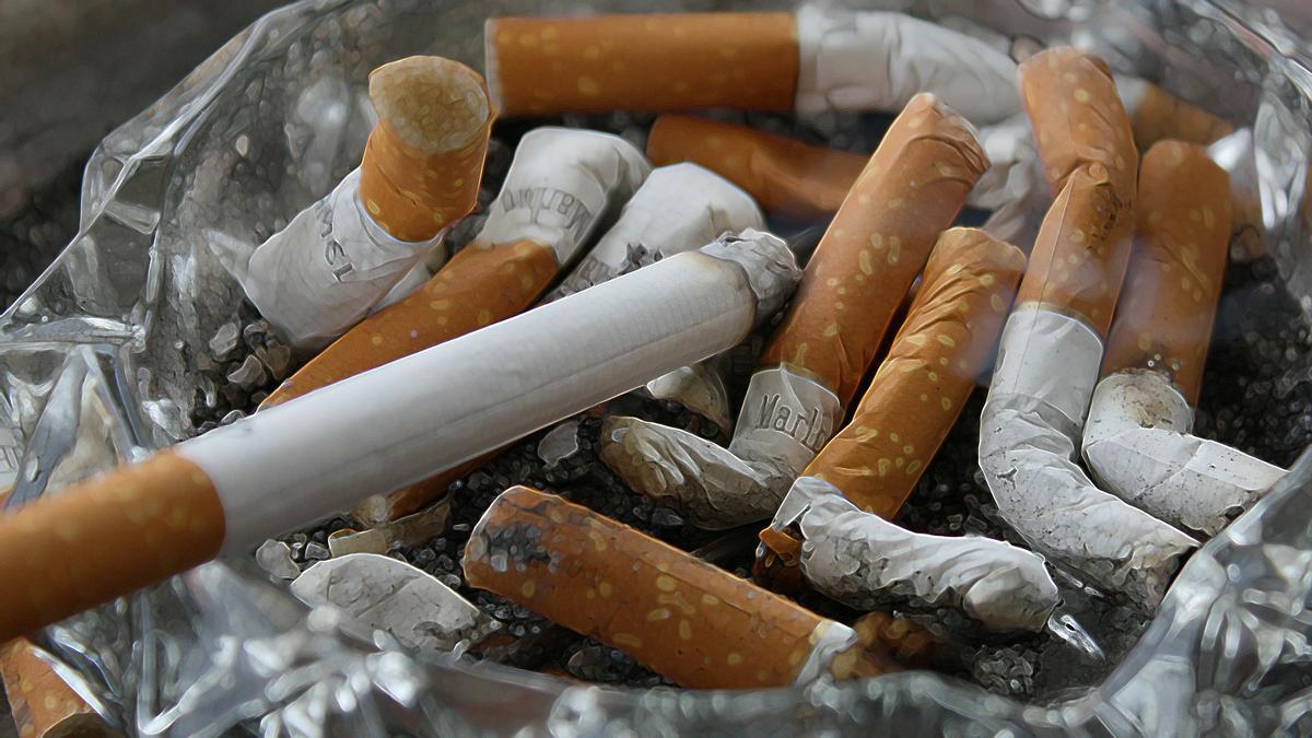 Cigarrillos / Imagen archivo