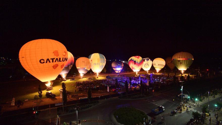 L'European Balloon Festival tanca una edició adaptada a la pandèmia
