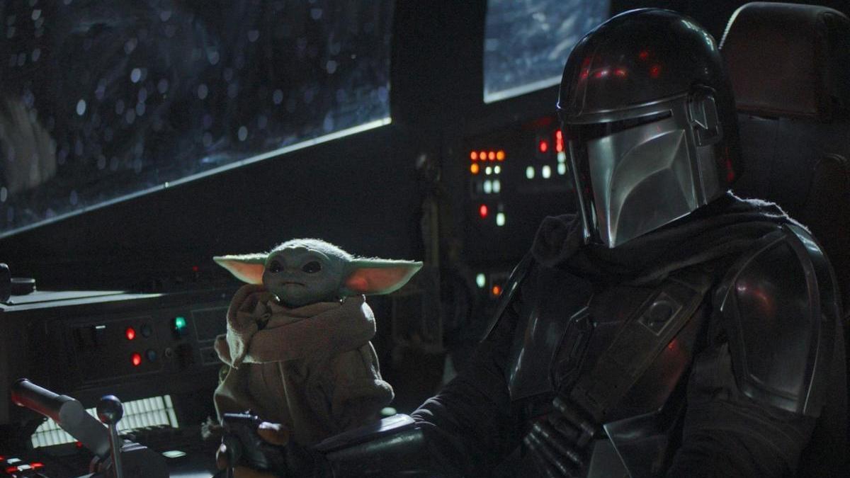 Imagen de la serie de 'Star Wars: The Mandalorian'.